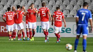 5:0 на Кипре! Сборная Черчесова оформила выход на Евро-2020. Как это было