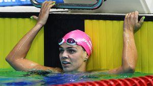 Ефимова не прошла отбор на Олимпиаду на дистанции 200 метров брассом