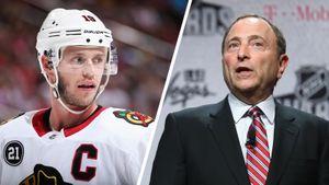 «НХЛ выставляет игроков жадинами». Хоккеисты нехотят отдавать лучшей лиге мира свои деньги