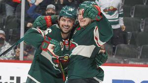 Капризов выдал еще один концерт на льду! У русской звезды — две шикарных передачи и больше 50 очков в сезоне