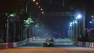 Гран-при Вьетнама Формулы-1 находится под угрозой срыва— вХаное подтвержден новый случай коронавируса