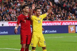 УЕФА подтвердил правомерность выступления Мораеса за сборную Украины