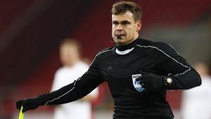 Российские судьи во главе с Левниковым назначены на матч сборной Англии
