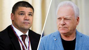 Избивший судью Коваленко идет в депутаты Госдумы. Главе профсоюза КХЛ противостоит бывший ярославский губернатор