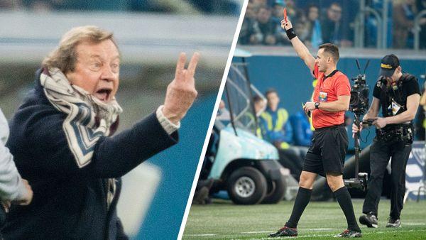 «Локомотив» несмог сократить отставание от«Зенита». Семин психанул иполучил красную карточку