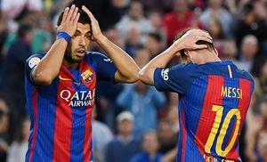 Месси, Суарес, Пике, Бускетс иРакитич пропустят матч «Барселоны» саутсайдером ЛаЛиги