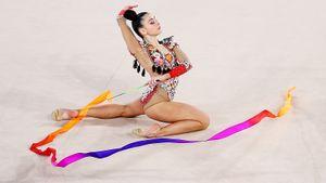В честь 16-летней россиянки Лалы Крамаренко назван элемент в художественной гимнастике: видео