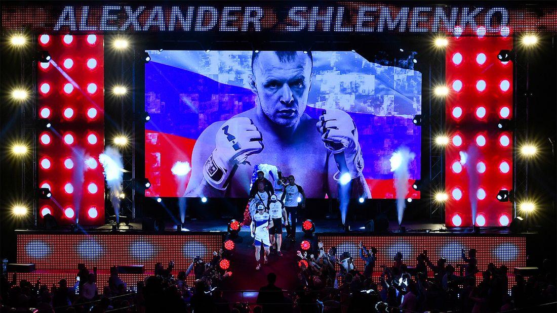 Хорошо, что получилось не слить. Шлеменко - о победе над Сантосом, мыслях о UFC и бое с Исмаиловым