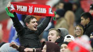 Матч «Рубин»— «Спартак» пройдет со зрителями на трибунах