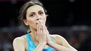 Ласицкене— оботстранении российского спорта: «Позор, номенять гражданство несобираюсь»
