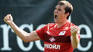 Как Дзюба забил последний гол за «Спартак». Фанаты свистели, а Широков просил проявить уважение