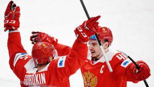 Российские хоккеисты вынесли сборную Канады вперед ногами. Вот так бы на Олимпиаде