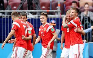 Россия разгромно победила Саудовскую Аравию на старте домашнего ЧМ. Как это было