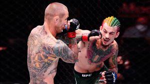 Будущая звезда UFC — Шон О'Мэлли. Он красит волосы в радужный, курит со Снуп Догом и вырубает с одного удара