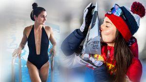 Жарко танцует и бомбически выглядит на фото: русская лыжница Юлия Ступак — вице-чемпионка «Тур де Ски»