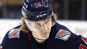 Громкий скандал с русским талантом в НХЛ. Кравцов разругался с «Рейнджерс», теперь его могут дисквалифицировать