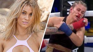 «Голова отлетала». Красавица из UFC Ванзант подралась на голых кулаках. Ее соперница плакала от счастья после боя