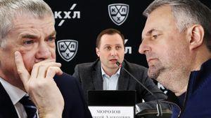 Между СКА и «Витязем» опять сомнительная сделка— КХЛ должна вмешаться. Но кроме запрета общих спонсоров выхода нет