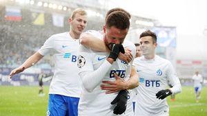 «Динамо» зазывало зрителей на матч с помощью Виктора Цоя. И едва не обыграло «Краснодар»