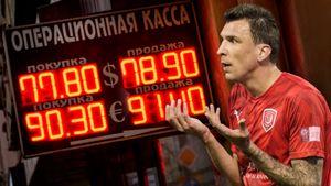 Трансфер Манджукича в «Локомотив» под угрозой срыва. Во всем виноват курс евро