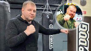 А. Емельяненко ответил Дацику: «Пусть еще раз 5 в Норвегию за деньгами сплавает, и мы обсудим возможность боя»