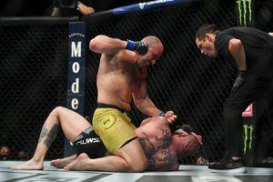 Рассечение наноге, победа Орловского, ибоец, сообщивший, что унего вылетели зубы. Как прошел очередной UFC