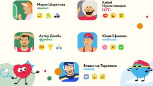 «Одноклассники» назвали топ-10 спортсменов России по упоминаниям с использованием эмодзи