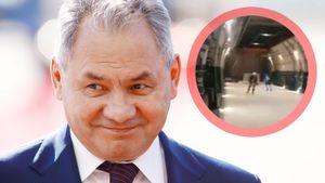 Российские летчики сыграли в хоккей на борту самолета, чтобы впечатлить Шойгу: видео
