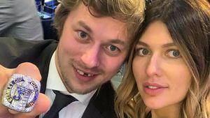Жена хоккеиста Тарасенко провела тренировку в тире. Несколько выстрелов попали в «десятку»: видео