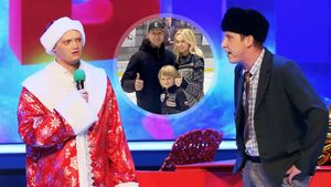 «Ты не Рудковская и Плющенко, чтобы на детях зарабатывать». В КВН пошутили над семьей олимпийского чемпиона