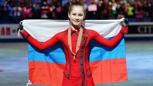 Олимпийская чемпионка Сочи Липницкая ждет ребенка