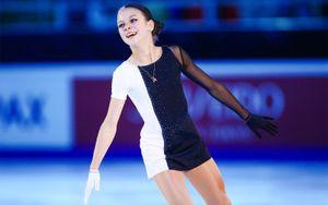 Трусова вошла вКнигу рекордов Гиннесса заисполнение четверного флипа