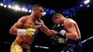«Ломаченко — зверь». Украинский боксер прошел очередного соперника и собрал почти все пояса