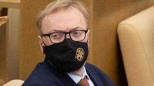 Милонов: «Правильно, что Россия не поддерживает акцию BLM. Пусть Украина ползает, они любят стоять на коленях»