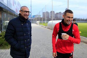 Отец нападающего «Спартака» Ларссона может стать тренером «Барселоны»