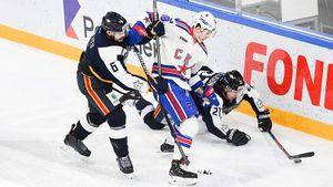 СКА разобрался с топ-клубом КХЛ за 20 минут. Битва титанов лиги получилась тухлой