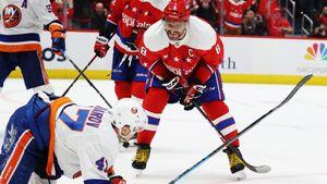 Овечкина замучал русский финн из «Айлендерс». Они вместе играли в «Динамо», Ови называл Комарова «крысой»