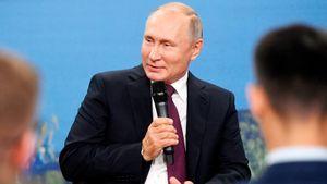 Владивосток может принять Олимпийские игры. Так решили накануне визита Путина