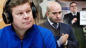 Как стать спортивным комментатором? Объясняют Губерниев и другие звезды ТВ