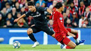 Никто не мог обыграть Ван Дейка 65 матчей. В Лиге чемпионов это сделал кореец из второй Бундеслиги