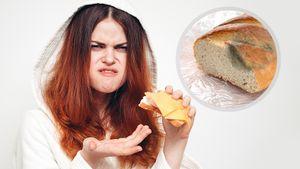 Что будет, если съесть хлеб, который начал плесневеть