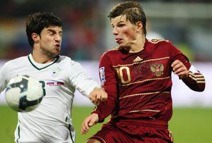 Где сейчас игроки сборной России, провалившие последний матч против Словении. Они остались без чемпионата мира-2010