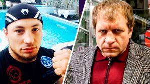 Боец ММА, скоторым отказался драться Емельяненко. Гончаров обвинил Александра вовранье