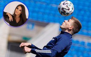 Жена Соболева: «Саша может забить сумасшедший и невероятный гол. Очень хотим увидеть его на Евро на поле»