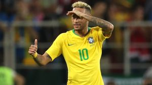 Сборная Бразилии без Неймара стартовала спобеды наКубке Америки, Коутиньо оформил дубль