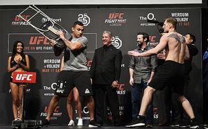 Вердум хочет победить Волкова и крикнуть: «Ахмат» — сила!» Три самых важных боя на UFC в Лондоне