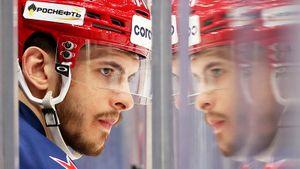Окулов — вожак ЦСКА в этом плей-офф. Русский форвард может уехать в НХЛ, идеальный вариант — «Монреаль»