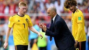 В битве неудачников Евро сильнее окажется обидчик России. Прогноз на матч Бельгия— Франция