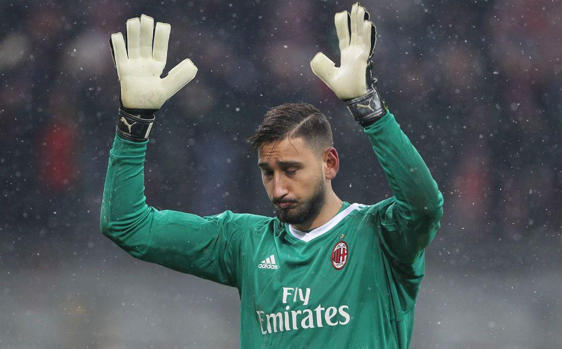 Футболисты «Милана» проиграли «Беневенто» вчемпионате Италии