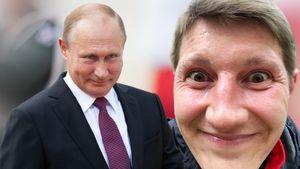 Надел стринги и с Путиным решил спасать человечество. Бывший вратарь ЦСКА Чепчугов опять сходит с ума?